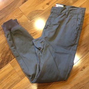 Levi's joggers size 16 ..drop crotch style